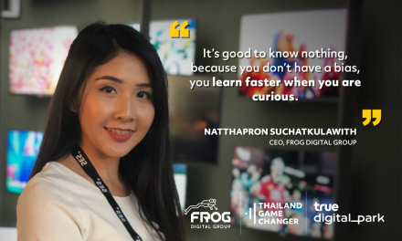 EP 18 – Natthapron Suchatkulawith – Frog Digital Group – We don't just want to walk, but we want to jump