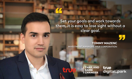 EP 22 – Tommy Mazenc – Investment Manager – True Corporation – It Is Not Necessary to Dominate but to Have a Strong Foothold