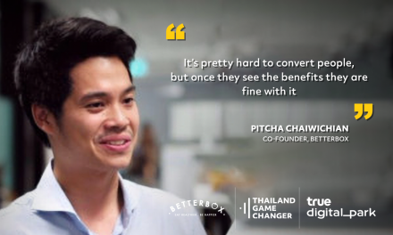 EP 24 – Pitcha Chaiwichian – Co-Founder – BetterBox – Ignore all your ego, just go talk to customers