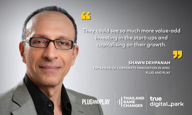 EP 26 – Shawn Dehpanah – EVP & Head of Corporate Innovation APAC – Plug and Play – Anyone Who Went There IPO-ed