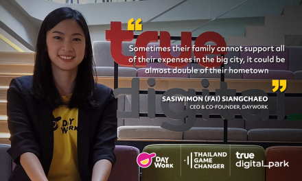 EP 27 – Sasiwimon (Fai) Siangchaeo – CEO & Co-Founder – Daywork – Technology Is Rapidly Growing, but People Must Keep Up