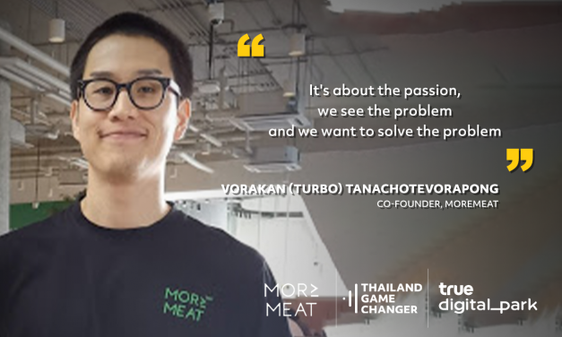 EP 29 – Vorakan (Turbo) Tanachotevorapong – MoreMeat – Being Sincere to Them Is the Best Thing