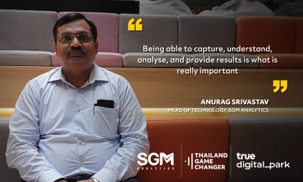 EP 31 – Anurag Srivastav – SGM Analytics – 5G Is Going to Integrate Everything Together