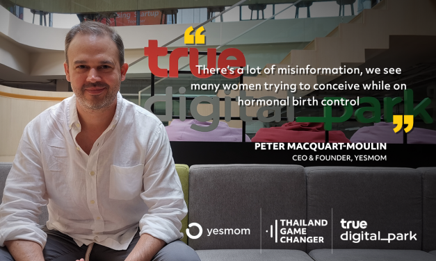 EP 32 – Peter Macquart-Moulin – YesMom – Women Were Most Interested in Knowing About Their Own Bodies
