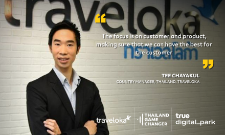 EP 33 – Tee Chayakul – Traveloka – It's not always easy, but there will have to be sacrifices