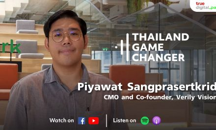 EP 40 – Piyawat Sangprasertkrid – CMO at Verily Vision – How To Use AI to Fulfill the Need for Digital Transformation