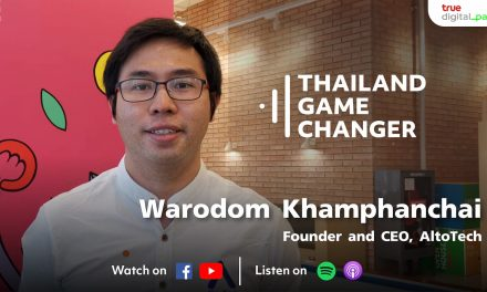 EP 46 – Warodom Khamphanchai, PhD – CEO AltoTech – Making Buildings More Energy Efficient With IoT
