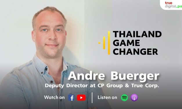 EP 56 – Andre Buerger – Deputy Director CP Group – The Speed of Execution