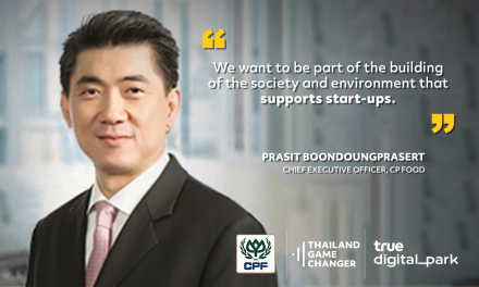 EP 19 – Prasit Boondoungprasert – CP Foods – We use Thailand as a learning and experimental ground