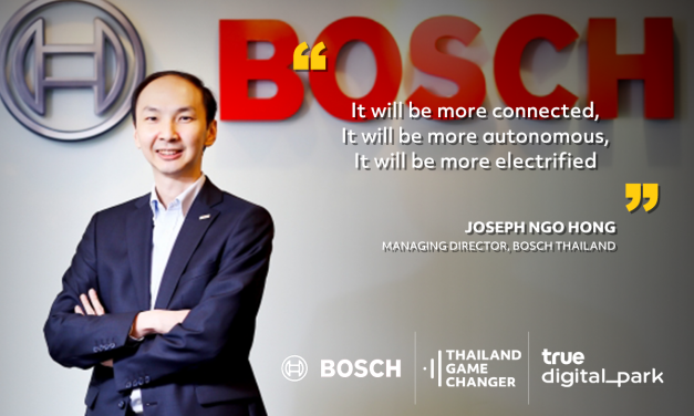 EP 21 – Joseph Jackson Ngo Hong – MD Bosch Thailand – Always Look Beyond the Country, the Local Market Won't Be Enough