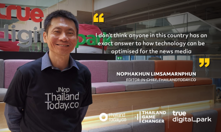 EP 30 – Nophakhun Limsamarnphun – ThailandToday.co – Even the older people are comfortable with technology