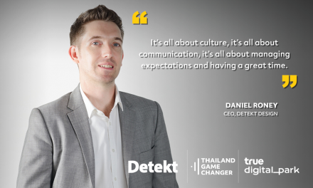 EP 36 – Daniel Roney – Detekt Design – Do I Go Home or Do I Continue On?