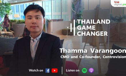 EP 41 – Thamma Varangoon – co-Founder and CMO at centrovision – How Can Drones Be Used In Ways You Have Not Imagined?