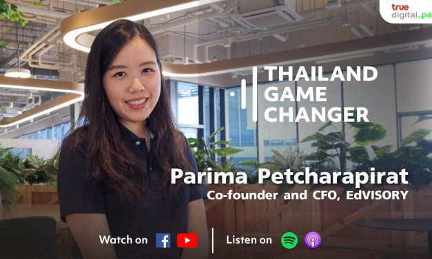 EP 42 – Parima Petcharapirat – co-Founder and CFO at EdVISORY – How Can Technology Impact the Education System in Thailand
