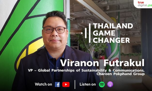 EP 49 – Viranon Futrakul – Charoen Pokphand Group – Vice President of Global Partnerships for Sustainability and Communication – Three-Benefit Principle