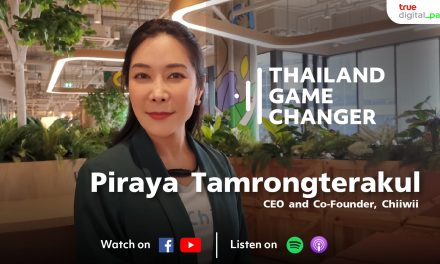 EP 52 – Dr. Piraya Tamrongterakul – co-Founder and CEO at Chiiwii – You Can't Just Keep Having This Life Until You Die