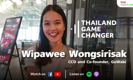 EP 55 – Wipawee Wongsirisak – co-Founder and CCO at GoWabi – Helping Our Partners Get Through COVID